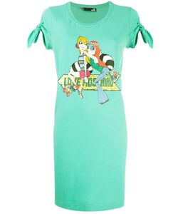 Love Moschino | Logo Jersey Dress