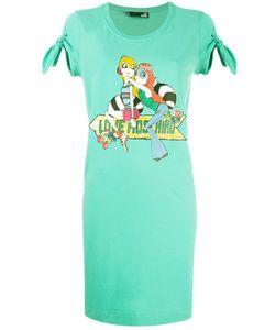 Love Moschino | Logo Jersey Dress