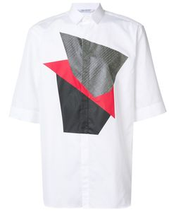 Neil Barrett | Рубашка С Графическим Принтом