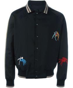 Lanvin | Университетская Куртка С Вышивкой Пауков