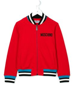 Moschino Kids   Куртка Бомбер С Логотипом
