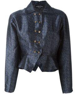 Geoffrey B. Small   Рубашка С Цветочным Принтом
