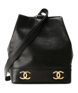 Chanel Vintage | Сумка На Плечо С Логотипом