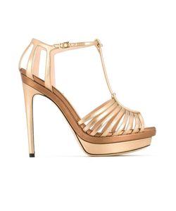 Fendi | T-Bar Platform Sandals