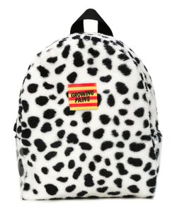 Growing Pains | Dalmatian Print Backpack