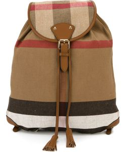 Burberry | Checked Backpack