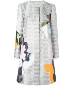 Mary Katrantzou | Пальто А-Образного Кроя