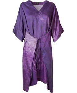 FERNANDA YAMAMOTO | V-Neck Dress
