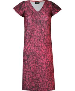 FERNANDA YAMAMOTO | Printed Neoprene Dress