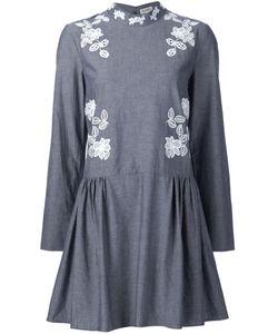 Suno | Платье С Вышивкой Макраме