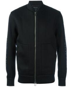 Helmut Lang | Куртка-Бомбер С Принтом
