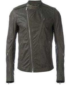 Rick Owens | Кожаная Куртка На Молнии