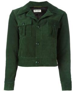 Saint Laurent | Укороченная Куртка