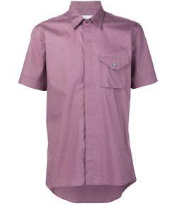 Vivienne Westwood | Рубашка С Вышивкой Orb На Кармане