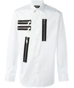Dsquared2 | Рубашка С Аппликацией Молний