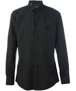 Dolce & Gabbana | Рубашка С Вышивкой Логотипа