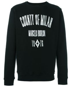 MARCELO BURLON COUNTY OF MILAN | Толстовка El Mistcapurata