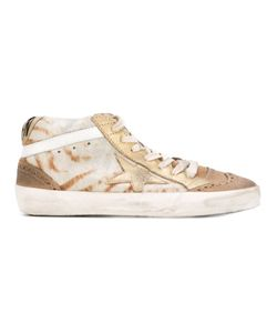 Golden Goose | Кеды Mid Star