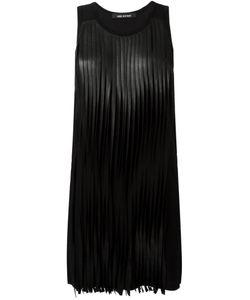 Neil Barrett | Платье С Бахромой