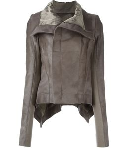 Rick Owens | High Low Biker Jacket