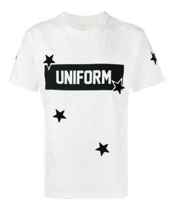 UNIFORM EXPERIMENT | Футболка С Логотипом