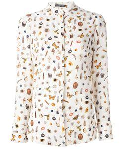 Alexander McQueen | Obsession Print Shirt