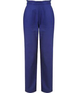 FERNANDA YAMAMOTO | High Waist Straight Trousers