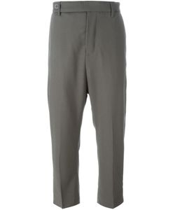 Rick Owens | Drop-Crotch Trousers