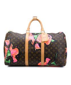 LOUIS VUITTON VINTAGE | Дорожная Сумка Roses Keepall 50 Stephen Sprouse X Louis Vuitton