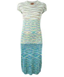 MISSONI VINTAGE | Облегающее Трикотажное Платье