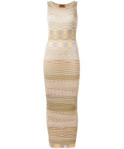 MISSONI VINTAGE | Длинное Трикотажное Платье