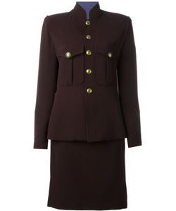 JEAN PAUL GAULTIER VINTAGE | Military Inspired Skirt Suit