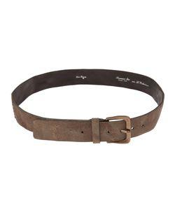 SCUNZANI IVO | Leather Belt