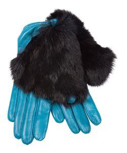 Imoni | Fur Timmed Gloves