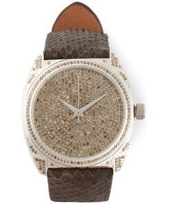 CHRISTIAN KOBAN | Dom Diamond Watch