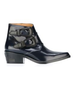Toga | Buckled Ankle Boots