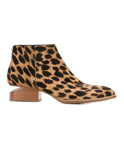 Alexander Wang | Ботинки С Леопардовым Принтом Kori