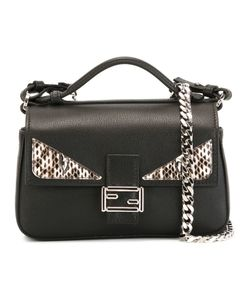 Fendi | Micro Double Baguette Crossbody Bag
