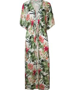 AMIR SLAMA | Print Beach Dress