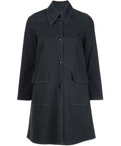 MM6 by Maison Margiela | Однобортное Пальто