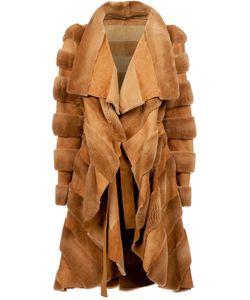 Liska By Thomas Kirchgrabner | Panelled Swing Coat