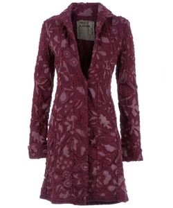 PROJET ALABAMA | Patterned Coat