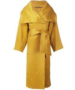 Maison Margiela | Удлиненное Пальто С Поясом