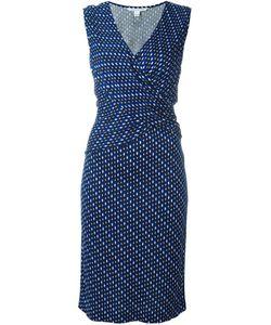 Diane Von Furstenberg | Платье С Запахом Без Рукавов