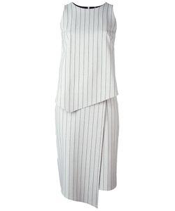 Minimarket   Платье Dee В Тонкую Полоску