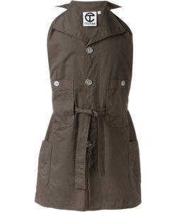 Telfar | Sleeveless Belted Jacket