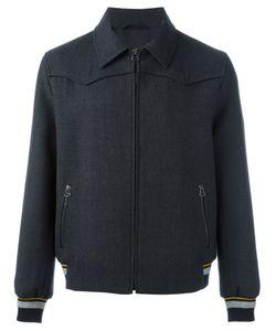 Lanvin | Куртка-Бомбер С Классическим Воротником