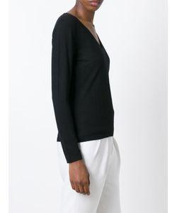 N.PEAL | Superfine V-Neck Sweater