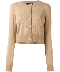 Love Moschino | Studded Cardigan