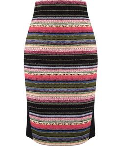 CECILIA PRADO | Knitted Pencil Skirt